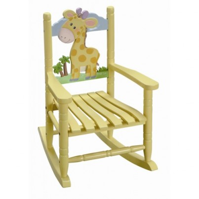 Teamson Giraffe Rocking Chair