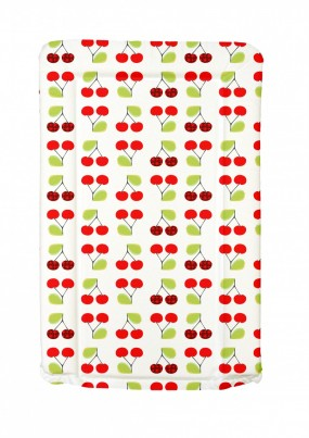 Changing mat - Very Cherry design
