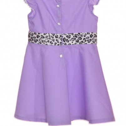 ASHLEY Purple Leopard