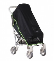 SUN & SLEEP STROLLER COVER