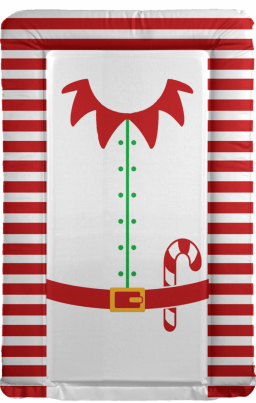 CHRISTMAS ELF themed changing mat