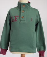Port Alberini Sweatshirt - Mushy Pea Green