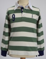Carmanah Point Rugby Shirt - Mushy Pea Green