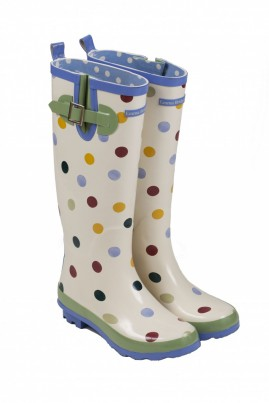 Adult Spot Wellies