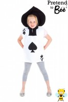 Playing Card Alice in Wonderland