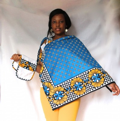 Khanga nursing cover