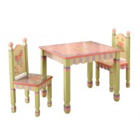 Teamson Magic Garden Table and chair set