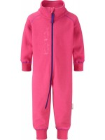 Early Years Microfleece All-in-One Cerise