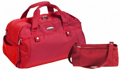 MATERNITY/WEEKENDER HOLDALL - Orange