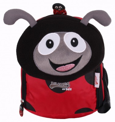 Polka the Ladybird Soft Nursery Backpack