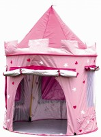 UV Protected Pop Up Tent for Indoors or Outdoors - Pink