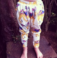 ESCAPE THE CIRCUS LION SLACKER PANTS