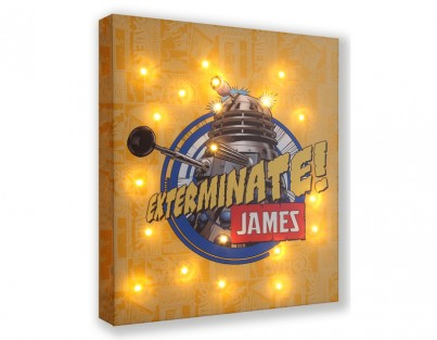 Dr Who Dalek - Personalise Yours Today