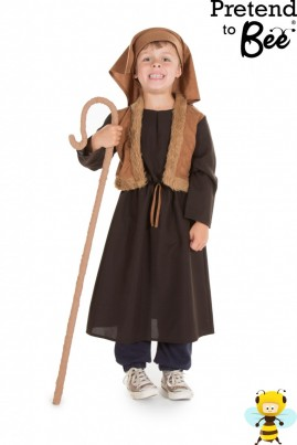 Shephard fancy dress outfit for kids
