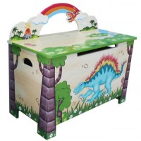 Teamson Dinosaur Toy Box
