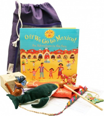 An adventure in the Sun. Take a hot and spicy journey into the sights and sounds of Mexico with this Sensory Tale with wonderful instruments and animals to excite and inspire