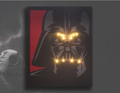 Star Wars™ - Darth Vader™ Comic Style