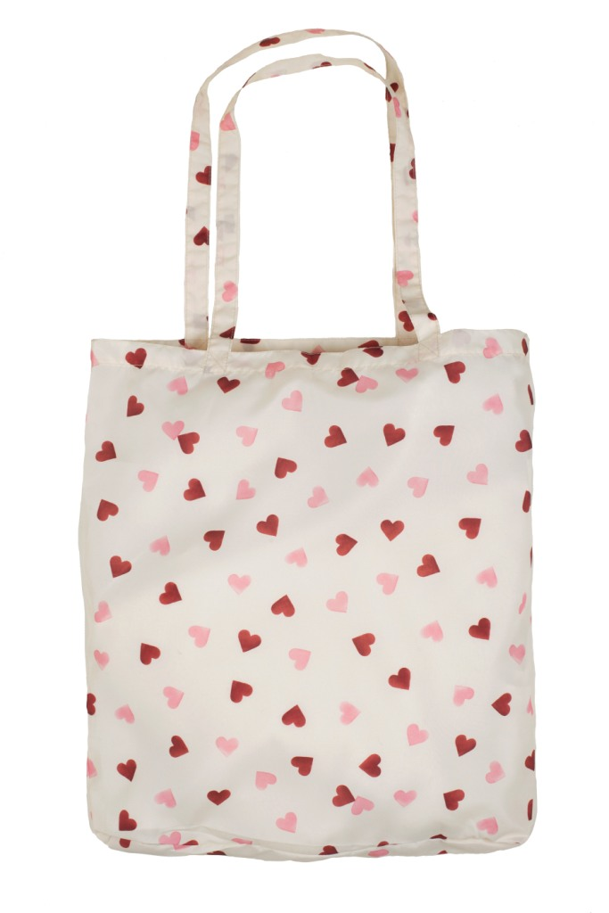 Emma Bridgewater Heart Tote Bag