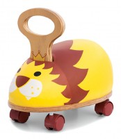 Skipper Ride 'n' Roll Crazy Creature Lion