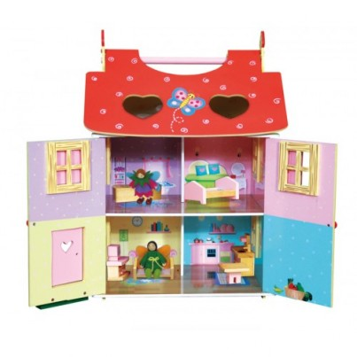 Teamson Magic Garden Dolls House