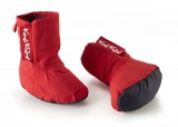 Early Years Rain Bootees Red