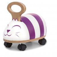 Skipper Ride 'n' Roll Crazy  Creatures Stripy Cat