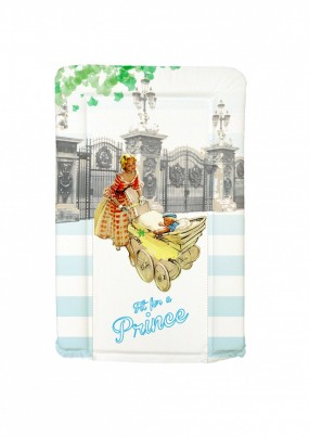 Fit for a Prince - royal baby changing mat - William & Kate babyy