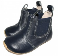 Riding Boots - Navy