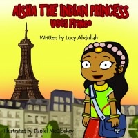 Aisha the Indian Princess visits France