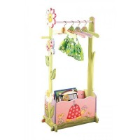 Teamson Magic Garden Clothing Rack