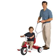 Radio Flyer Steer & Stroll Trike