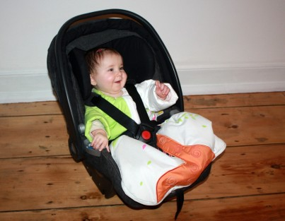 TRAVEL SLEEPSAC WITH SLEEVES 3-9 MONTHS 2.5