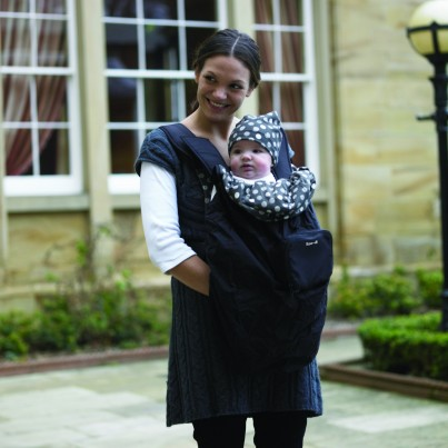 RIVAL BABY CARRIER SNUG COVER