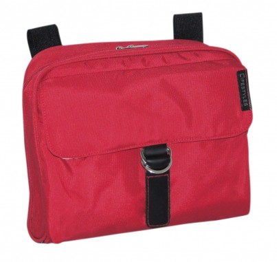 CITY COMPACT PRAM BAG - RASPBERRY