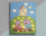 Peppa Pig Family Muddy Puddle