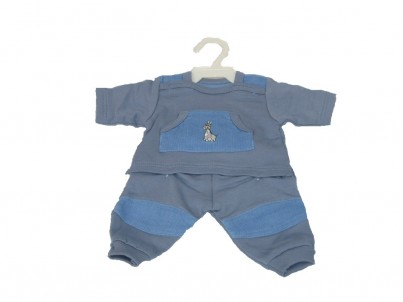 Boy Doll Clothes: Tracksuit