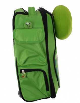 P-Rex the Dinosaur Soft Trolley Case