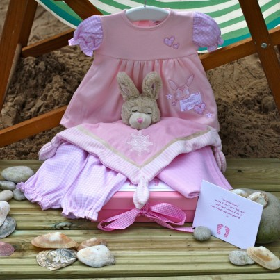 Sleep Shore Summer Baby Girl Gift - Bronze