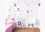 My Woodland Fairies & Friends Wall Stickers