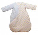 SLEEPSAC 3-9 MONTHS 2.5 TOG - BABY LEAVES