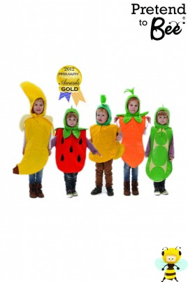 5 A Day Tabard Set