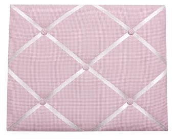 Babyface Pink Gingham Message Board