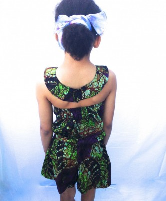 Binti Africa Playsuit