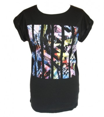 Women's Column T-Shirt