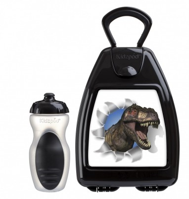 Dinosaur lunch box with free bottle