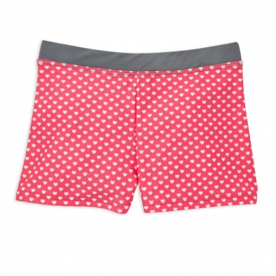 Popstar pink sweetheart metro short - something a little different for the beach!