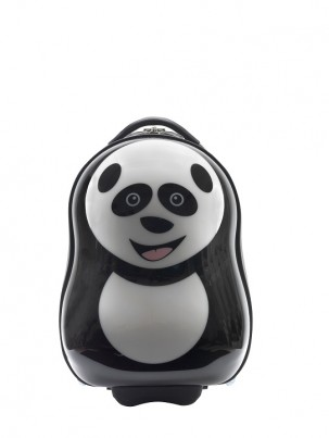 Cheri the Panda Cutie trolley case from the Cuties and Pals