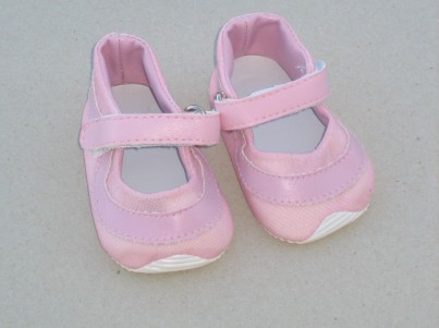 Dolls Shoes - Pink Trainers