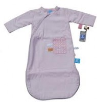 Pale Pink 0-3mths Sleeping Bag
