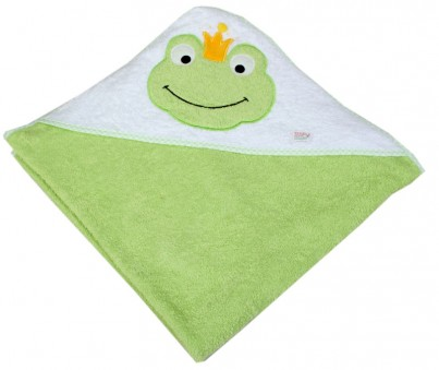 Bath Towel FROG